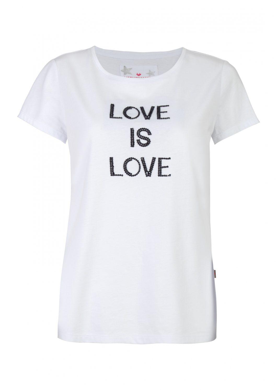 """LIEBLINGSSTÜCK T-Shirt """"Love is Love"""""""
